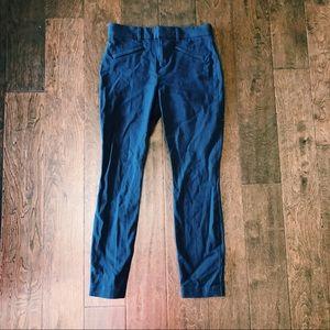 Navy blue dress pant
